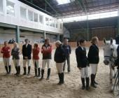 Jarní kurz Cvičitel jezdectví 2013 - Jezdecká akademie Mariánské Lázně