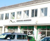 Teoretická výuka - prostory školy - Jezdecká akademie - střední odborná škola Mariánské Lázně s.r.o.