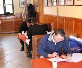 Kurz Trenér jezdectví II. třídy 2013/2014 - Jezdecká akademie Mariánské Lázně